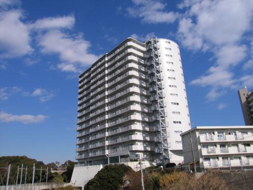 勝浦ヒルトップホテル&レジデンス 14階 最上階の2LDK