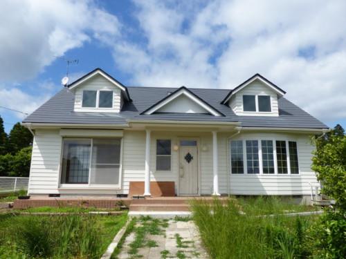 房総(いすみ市)弥正 田園風景望む輸入洋風住宅 3LDK+屋根裏