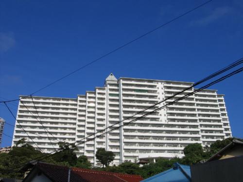 セレブラール勝浦 2LDK 10階